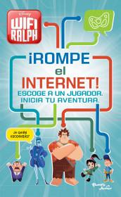 Ralph el Demoledor 2. ¡Rompe el internet!