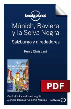 Múnich, Baviera y la Selva Negra 3_4. Salzburgo y alrededores